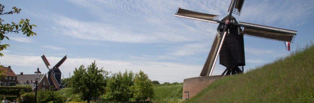 Molens in Heusden Vesting